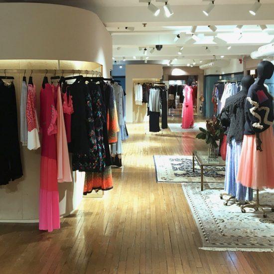 Liberty London, Womenswear